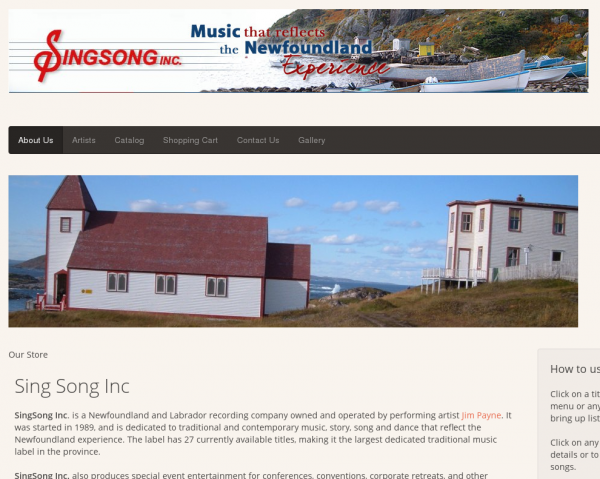 Singsong Inc